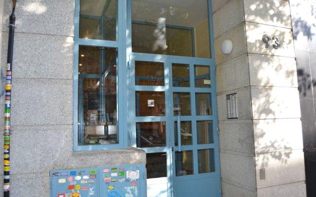 Отель Village Atocha Apartments Испания, Мадрид - отзывы, цены и фото номеров - забронировать отель Village Atocha Apartments онлайн вид на фасад