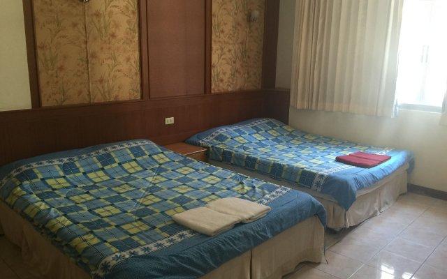 Отель Chantorn Jomtien Guest House 2 комната для гостей
