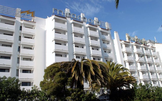Отель Mirachoro I Португалия, Албуфейра - 1 отзыв об отеле, цены и фото номеров - забронировать отель Mirachoro I онлайн вид на фасад