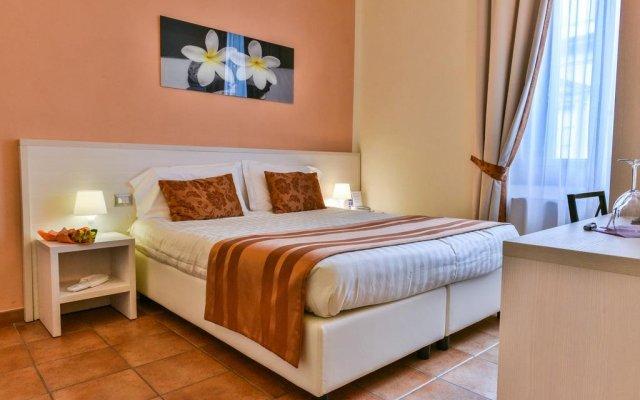 Hotel Bella Firenze комната для гостей