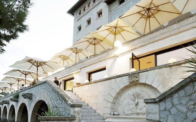 Hotel Hospes Maricel y Spa вид на фасад