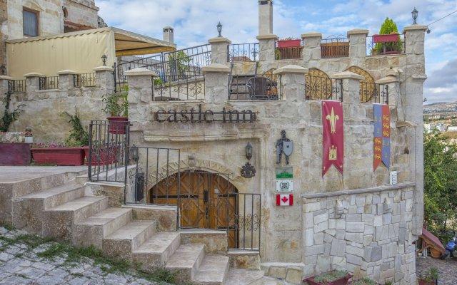 Мини-Отель Castle Inn Cappadocia Ургуп вид на фасад