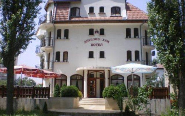 Отель Family Hotel Angelov Han Болгария, Видин - отзывы, цены и фото номеров - забронировать отель Family Hotel Angelov Han онлайн вид на фасад