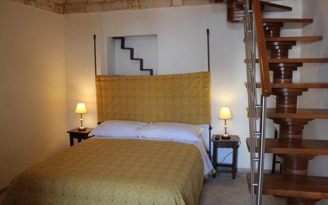 Отель Trulli Pietradimora B&B Альберобелло комната для гостей