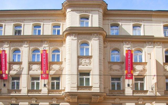 Отель Caesar Prague Чехия, Прага - - забронировать отель Caesar Prague, цены и фото номеров вид на фасад