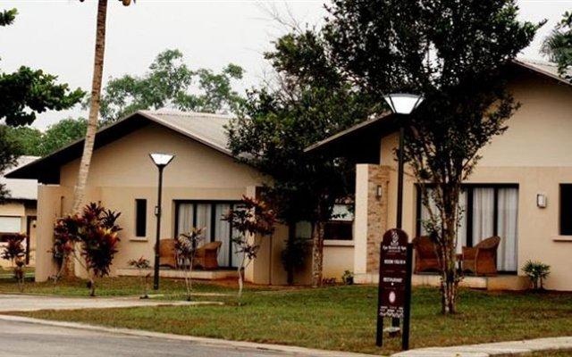 Отель Epe Resort вид на фасад