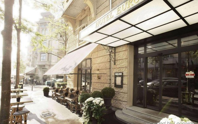 Отель Romantik Hotel Europe Швейцария, Цюрих - отзывы, цены и фото номеров - забронировать отель Romantik Hotel Europe онлайн вид на фасад