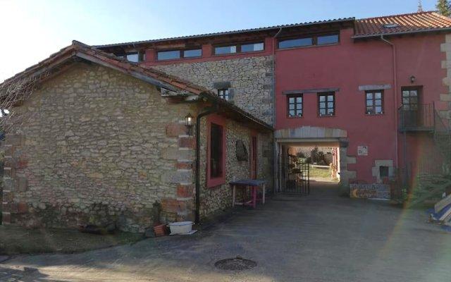 Hotel Rural Molino de Luna вид на фасад