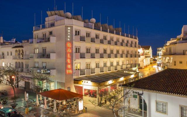 Отель Baltum вид на фасад