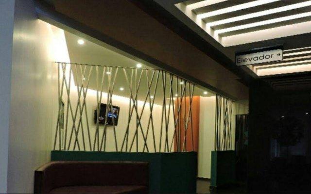 Hotel Amala Мехико вид на фасад