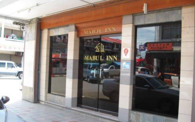 Отель Mabul Inn Semporna вид на фасад