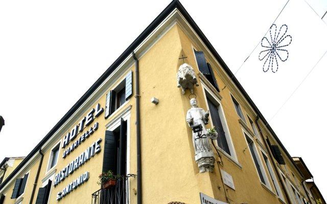 Отель Donatello Италия, Падуя - отзывы, цены и фото номеров - забронировать отель Donatello онлайн вид на фасад