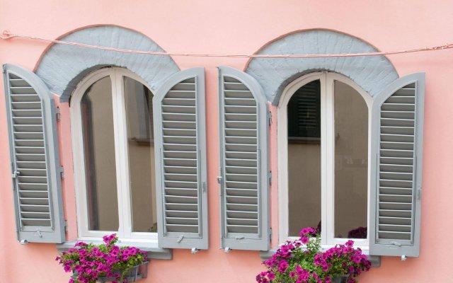 Отель BibiArezzo Ареццо вид на фасад