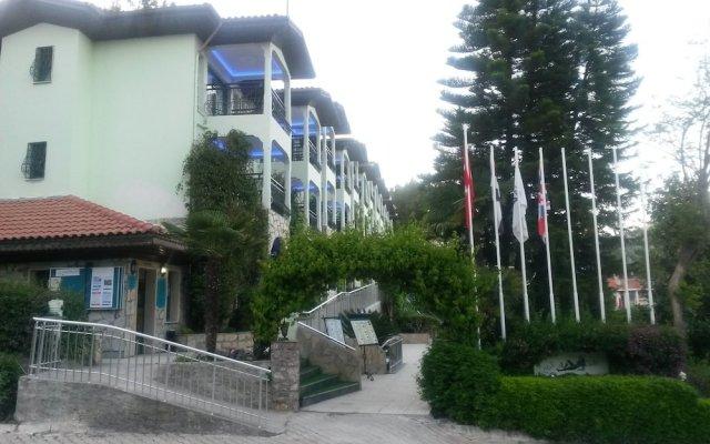 Club Aquarium Турция, Мармарис - отзывы, цены и фото номеров - забронировать отель Club Aquarium онлайн вид на фасад