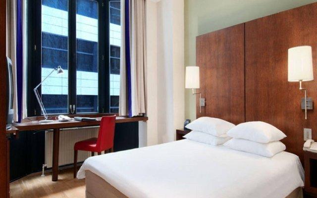 Отель Indigo Brussels - City Бельгия, Брюссель - отзывы, цены и фото номеров - забронировать отель Indigo Brussels - City онлайн комната для гостей
