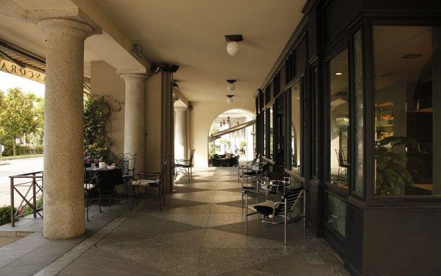 Отель Ancora Hotel Италия, Вербания - отзывы, цены и фото номеров - забронировать отель Ancora Hotel онлайн вид на фасад