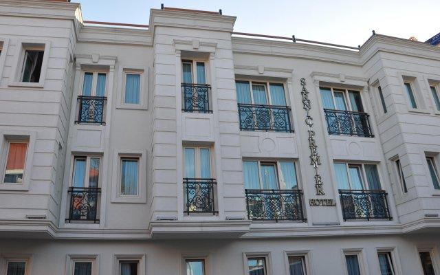 Отель Sarnic Premier вид на фасад