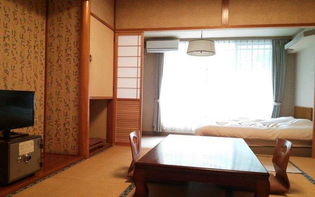 Отель Gensenkan Никко комната для гостей