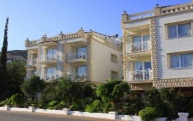 Asfiya Sea View Hotel Турция, Калкан - отзывы, цены и фото номеров - забронировать отель Asfiya Sea View Hotel онлайн вид на фасад