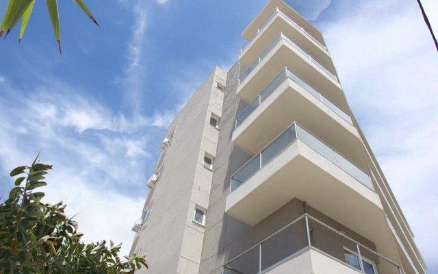 Отель Europa Hotel Греция, Родос - 2 отзыва об отеле, цены и фото номеров - забронировать отель Europa Hotel онлайн вид на фасад