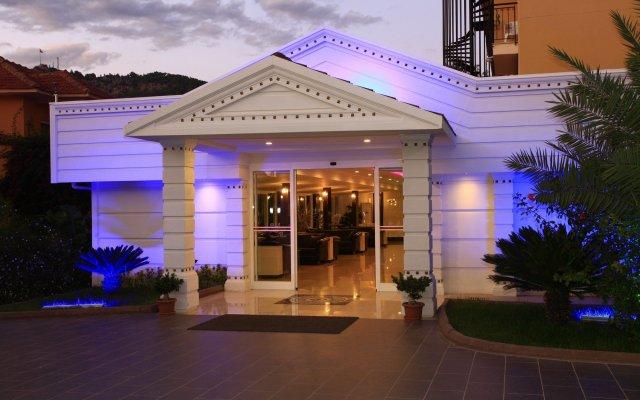 Seker Resort Hotel вид на фасад