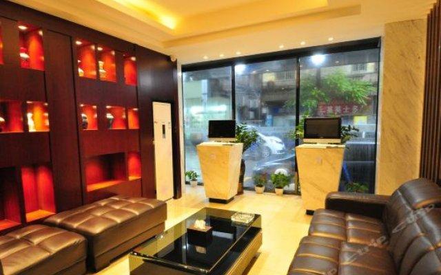 Отель City Comfort Inn Guangzhou Taihe Branch интерьер отеля