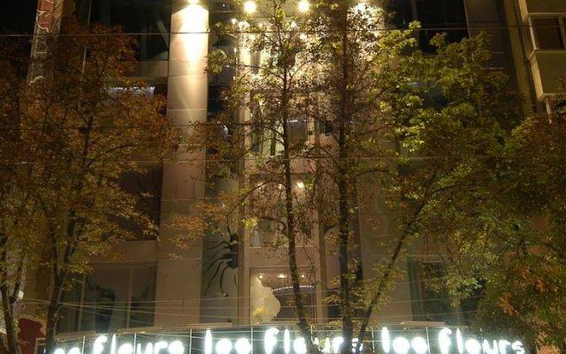Отель Les Fleurs Boutique Hotel Болгария, София - отзывы, цены и фото номеров - забронировать отель Les Fleurs Boutique Hotel онлайн вид на фасад