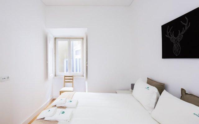 Апартаменты The Trendy Prince Lisbon Apartment комната для гостей