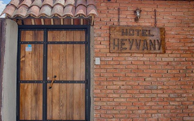 Мини-Отель Heyvany вид на фасад