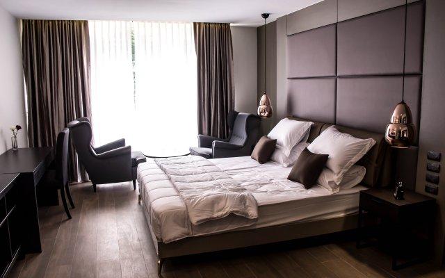 Отель The Connex Asoke Бангкок комната для гостей