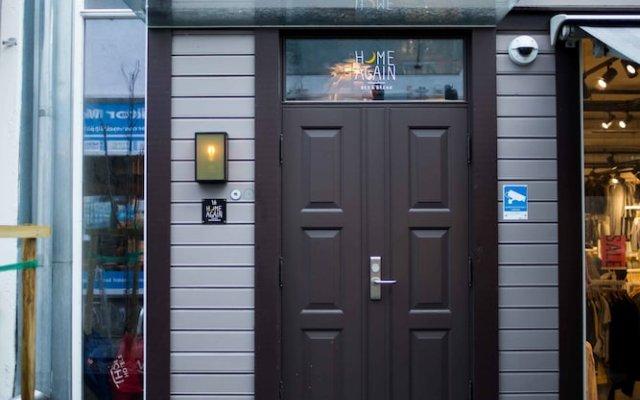 Отель Home Again Норвегия, Ставангер - отзывы, цены и фото номеров - забронировать отель Home Again онлайн вид на фасад