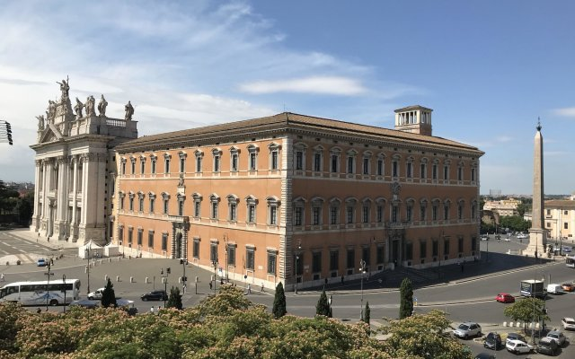 Отель Aria Rome Rooms Италия, Рим - отзывы, цены и фото номеров - забронировать отель Aria Rome Rooms онлайн вид на фасад