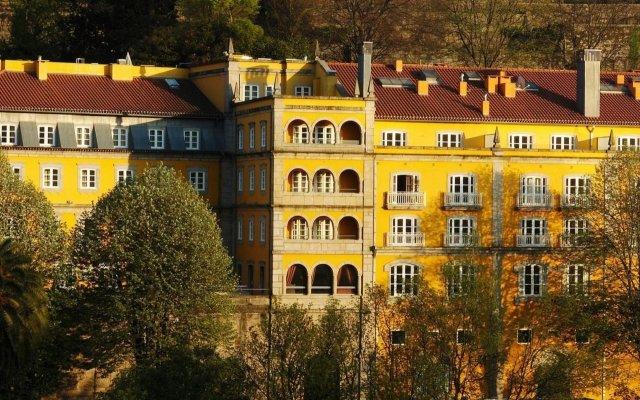 Отель Casa Da Calçada - Relais & Chateaux Амаранте вид на фасад