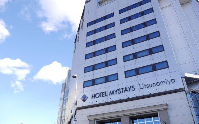 Hotel MyStays Utsunomiya Уцуномия вид на фасад