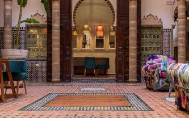 Отель Riad Zeina Марокко, Рабат - отзывы, цены и фото номеров - забронировать отель Riad Zeina онлайн вид на фасад