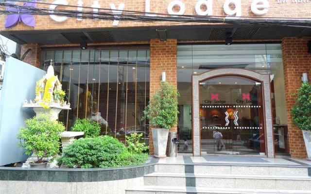 Отель City Lodge Soi 19 вид на фасад