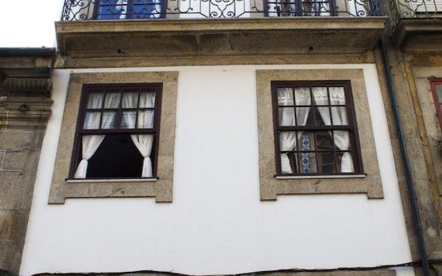 Апартаменты Belos Aires Apartments Порту вид на фасад