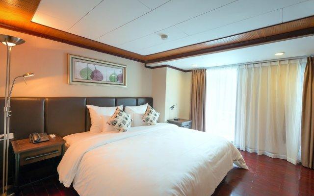 Отель La Vela Classic Cruise Managed by Paradise Cruises комната для гостей