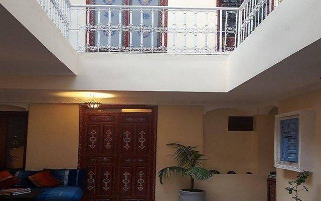 Отель Riad Sarah et Sabrina Марокко, Марракеш - отзывы, цены и фото номеров - забронировать отель Riad Sarah et Sabrina онлайн вид на фасад