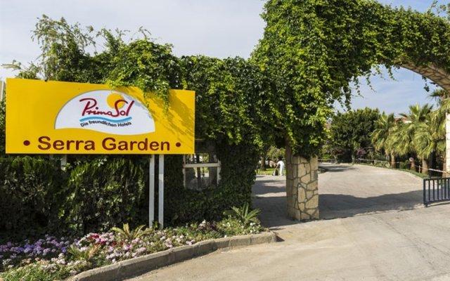 Primasol Serra Garden Турция, Сиде - отзывы, цены и фото номеров - забронировать отель Primasol Serra Garden онлайн вид на фасад