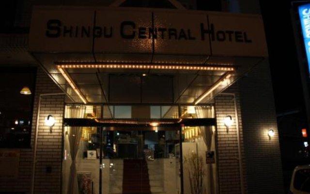 Отель Shingu Central Hotel Япония, Начикатсуура - отзывы, цены и фото номеров - забронировать отель Shingu Central Hotel онлайн вид на фасад
