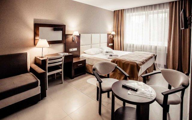 Гостиница Элиза БонАпарт комната для гостей