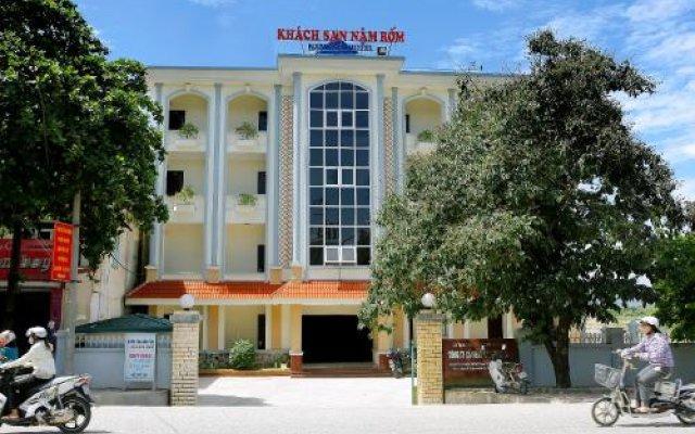 Nam Rom Hotel вид на фасад