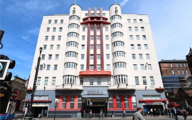 Отель The Beredsfors at City Centre Suites вид на фасад