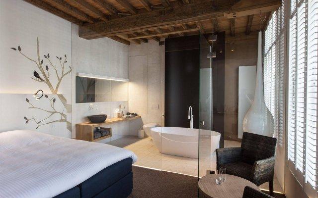 Отель B&B La Suite комната для гостей