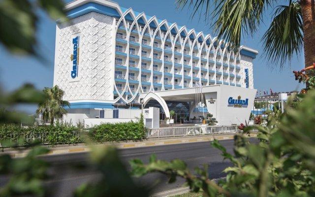 Granada Luxury Beach Турция, Авсаллар - отзывы, цены и фото номеров - забронировать отель Granada Luxury Beach - All Inclusive онлайн вид на фасад