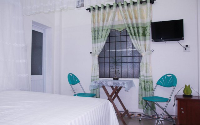 Отель Sac Xanh Homestay комната для гостей