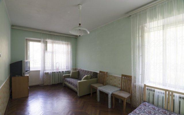 Отель Domumetro Aeroport Москва комната для гостей