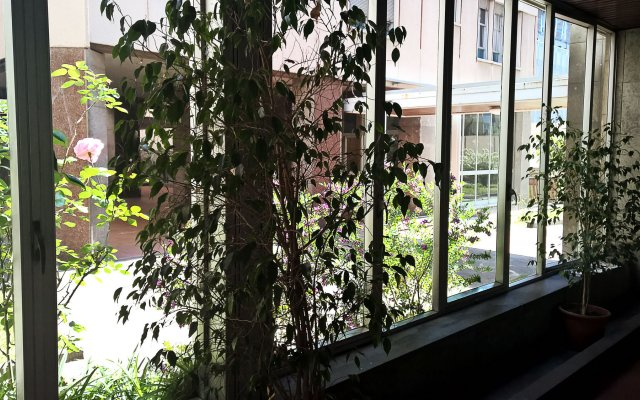 Отель Coppola MyHouse вид на фасад
