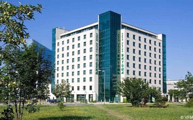 Отель Vitosha Park София вид на фасад